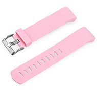 Ersatz-Elastomer-Armband für Fitbit-Ladung 2 -Pink