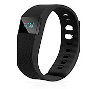 Men's Smart Watch Fashion Watch Digital Silicone Band Black Blue Orange Green Purple