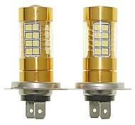 Недорогие -Sencart 2шт h7 px26d мигающая лампочка светодиодный фонарик автомобиля поворот лампы заднего хода (белый / красный / синий / теплый белый)