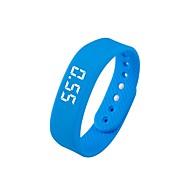 Недорогие -Муж. Уникальный творческий часы электронные часы Спортивные часы Армейские часы Нарядные часы Смарт Часы Модные часы Наручные часы