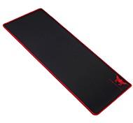 Недорогие -Комбинированная удлиненная игровая коврик для мыши противоскользящая резиновая основа толщиной 2 мм 27,6 x 11,8 x 0,08 дюйма