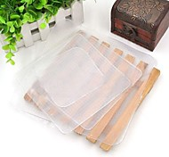 cheap -4Pcs Reusable Silicone Food Wrap Seal Covers Strech Keeping Fresh Plastic Wraps