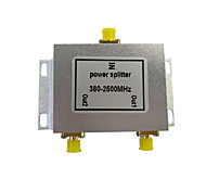 Power Divider 2 Outputs GPS Signal Divider Mobile Phone Signal Divider WIFI Signal Distributor 380--2500Mhz  Signal Divider