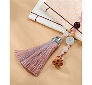 Сумка / телефон / брелок шарм кристалл / rhinestone стиль кисточка кристалл полиэстер китайский стиль