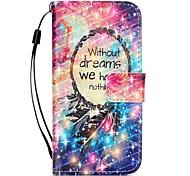 Кейс для samsung galaxy s8 plus s8 кейс обложка держатель для карточек кошелек с подставкой флип-картина полный корпус кейс сон ловец