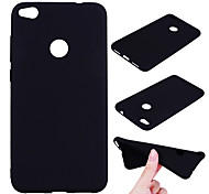 cheap -Case for Huawei P10 Lite P10 Ultra-thin Back Cover Solid Color Soft TPU P9 P9 Lite P8 Lite P8 Lite 2017 mate 9 Nova