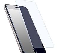 Недорогие -Защитная плёнка для экрана Apple для iPhone 8 Закаленное стекло 2 штs Защитная пленка для экрана Против отпечатков пальцев Фильтр синего
