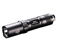 Nitecore MT1A LED Flashlights / Torch LED 140 lm 4 Mode Cree Impact Resistant Compact Size Super Light Tactical for Camping/Hiking/Caving