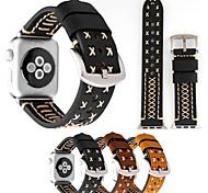 per orologi da mela serie 1 2 3 braccialetto di braccialetto del polso del braccialetto della fascia di sport di ricambio dell'orologio di