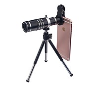 cheap -18X Macro 0.45X Wide Angle Camera Lens Lens for Smartphone Xiaomi HUAWEI Samsung iPhone