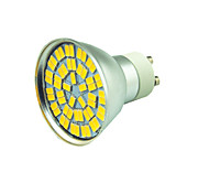 1 pc 5W LED Spotlight 55 leds SMD 5730 Decorative Warm White Cold White 800lm 3000-7000K AC 12V
