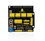 Недорогие -клавиатура для сенсорного экрана / плата расширения v5 для arduino