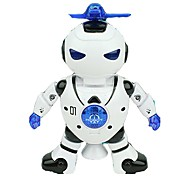 RC Robot Kids' Electronics ABS Singing Dancing Walking Remote Control Multi-function