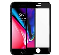 Vidrio Templado Protector de pantalla para Apple iPhone 8 Protector de Pantalla, Integral A prueba de explosión Ultra Delgado