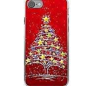 Für iPhone X iPhone 8 Hüllen Cover Muster Rückseitenabdeckung Hülle Weihnachten Weich TPU für Apple iPhone X iPhone 8 Plus iPhone 8