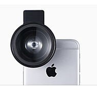 Mobile Phone Lens Wide-Angle Lens Macro Lens Aluminium Alloy 10X and above 49 0.03