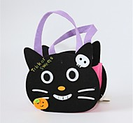Ghost Monster Pumpkin Bags and Purses Halloween Festival/Holiday Halloween Costumes Black Fashion