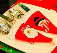 Недорогие -1шт Домики Продукты питания Праздник Орнаменты Праздник, Праздничные украшения Праздничные украшения