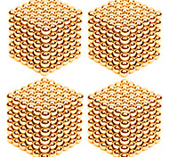 Magnet Toys Super Strong Rare-Earth Magnets Magnetic Balls Stress Relievers 4 Pieces 3mm Toys Stress and Anxiety Relief Office Desk Toys