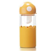 На открытом воздухе Wear to work На каждый день Идти Стаканы, 380 силикагель Стекло Чайный Вода Бутылки для воды