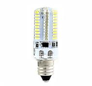 BRELONG Dimmable E11 E12 E14 E17 4W 80x3014SMD 360LM Warm White / White Light LED Corn Bulb (AC 110V/220V)
