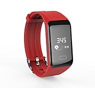 braccialetto astuto / braccialetto di sport / braccialetto del bluetooth id di chiamata di frequenza cardiaca IP68 braccialetto di sonno