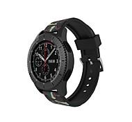 per l'orologio del camuffamento del silicone di attrezzo di ss3 di Samsung con la cinghia di sport di serie