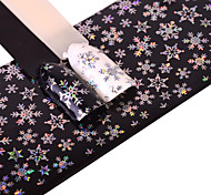 cheap -1pcs Glitter / Pattern / Accessories Nail Stamping Template Daily Fashion