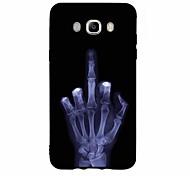 Case For Samsung Galaxy J7 (2017) J3 (2017) Pattern Back Cover Skull Soft TPU for J7 (2016) J7 (2017) J7 V J7 Perx J7 J5 (2016) J5 (2017)