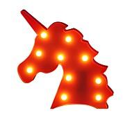 baratos -BRELONG® Luz de Natal Luz de Decoração Luzes de Presença Bateria Decorativa