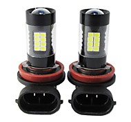cheap -H8 9006 9005 H11 H4 H7 H9 H10 Car Light Bulbs 44W W SMD 3030 3800lm lm 44 Fog Light Foruniversal All Models All years