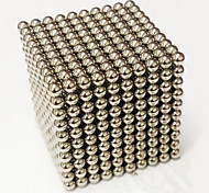 cheap -Magnet Toys Magic Cube Super Strong Rare-Earth Magnets Neodymium Magnet Magnetic Balls Stress Relievers 1000 Pieces 3mm Toys Magnetic