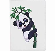 abordables -Coque Pour Apple iPad Mini 4 Mini iPad 3/2/1 iPad 4/3/2 iPad Air 2 iPad Air iPad 10.5 Porte Carte Portefeuille Avec Support Clapet