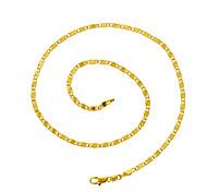 Муж. Жен. Ожерелья-цепочки В форме звезды Позолота Сделай-сам Elegant Бижутерия Назначение Повседневные
