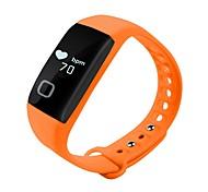 Недорогие -hhy t1 умный браслет контроля сна bluetooth водонепроницаемый звонок номер напоминания браслет android ios