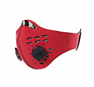 cheap -Unisex All Seasons Pollution Protection Mask Cycling Neoprene Mountain Cycling Recreational Cycling Motorcycle Backcountry