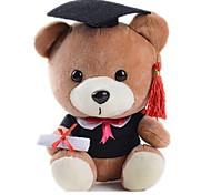 Недорогие -Плюшевый медведь Медведи Мягкие игрушки Мягкие и плюшевые игрушки Милый стиль Хлопок Для детей Подростки