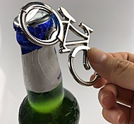 cheap -Bicycle Metal Beer Bottle Opener Cute Key Rings   Wedding Party Gift Bike Keychain