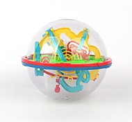 Недорогие -Мячи Обучающая игрушка Лабиринты и логические головоломки Пазлы и логические игры Лабиринт Игрушки Игрушки Круглый 3D Не указано Куски