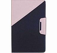 economico -Custodia Per Samsung Galaxy Integrale Casi Tablet Monocolore Tinta unica Resistente pelle sintetica per Tab E 9.6