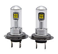 cheap -2 Light Bulbs 40W W High Performance LED 4000lm lm 8 Headlamp Foruniversal All Models All years