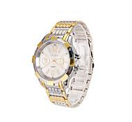Недорогие -Муж. Наручные часы Модные часы Кварцевый сплав Группа Мода