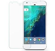 Недорогие -Защитная плёнка для экрана Google для Google Pixel Закаленное стекло 1 ед. Защита от царапин 2.5D закругленные углы Уровень защиты 9H HD