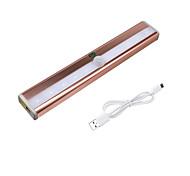 Недорогие -YWXLIGHT® 1 ед. LED Night Light Теплый белый Холодный белый USB Датчик человеческого тела Декоративная