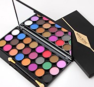 24 Eyeshadow Palette Matte Eyeshadow palette Powder Daily Makeup Halloween Makeup Party Makeup Fairy Makeup Cateye Makeup Smokey Makeup
