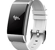 HHY A66 Smart Bracelet Heart Rate Blood Pressure Blood Pressure Fatigue Monitoring Sedentary Reminder Health Bracelet