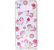 For Case Cover Pattern Back Cover Case Unicorn Soft TPU for Samsung Galaxy Note 8 Note 5 Edge Note 5 Note 4 Note 3 Lite Note 3 Note 2
