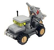 cheap -Building Blocks Toys Chariot Soft Plastic 1 Pieces Children's Gift