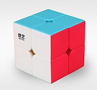 Cubo de rubik QIYI QIDI S 162 Cubo velocidad suave 2*2*2 Liso Pegatina Cubos Mágicos Cuadrado Regalo