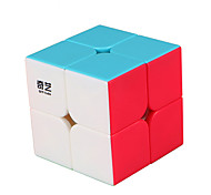 cheap -Rubik's Cube QI YI QIDI S 162 2*2*2 Smooth Speed Cube Magic Cube Puzzle Cube Smooth Sticker Gift Unisex